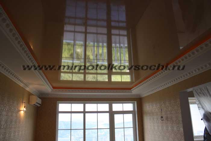 Натяжные потолки в Сочи